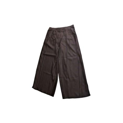 Tailleur pantalon COTÉLAC Marron