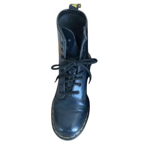 Chaussures à lacets  DR. MARTENS Bleu, bleu marine, bleu turquoise