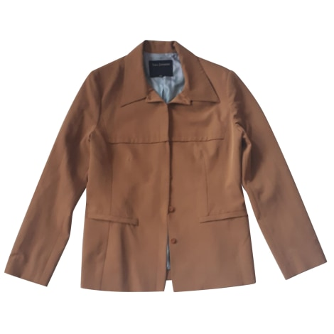Jacket TARA JARMON Beige, camel