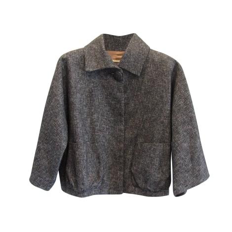 Jacket TARA JARMON Gray, charcoal