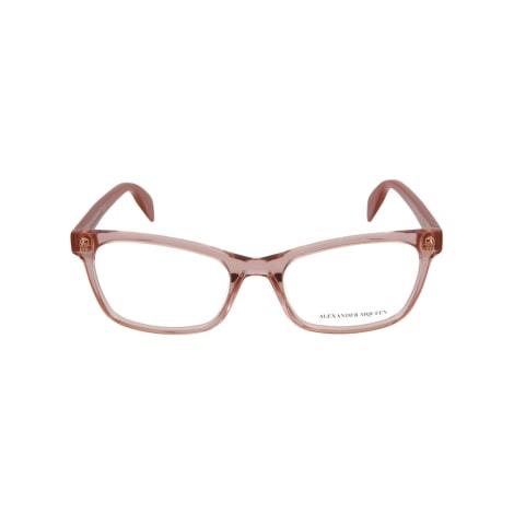 Sunglasses ALEXANDER MCQUEEN Pink, fuchsia, light pink