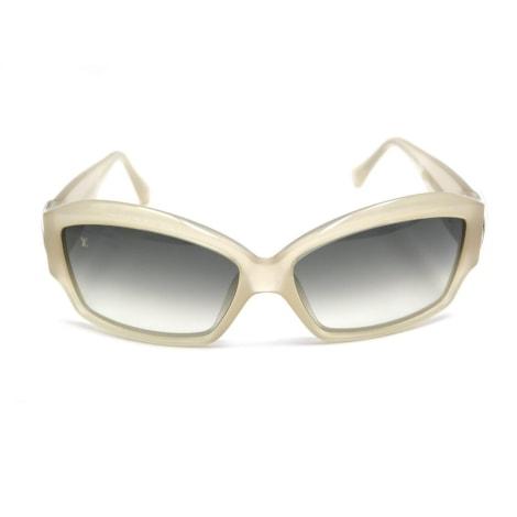 Sunglasses LOUIS VUITTON Beige