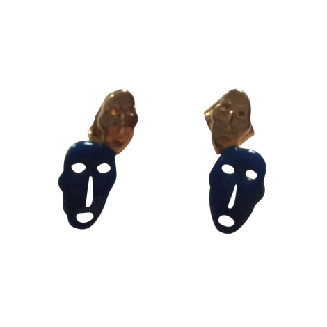 Earrings ISABEL MARANT Blue, navy, turquoise