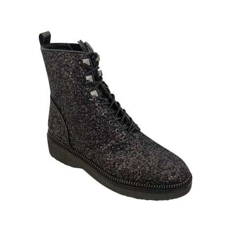 Bottines & low boots à talons MICHAEL KORS Noir