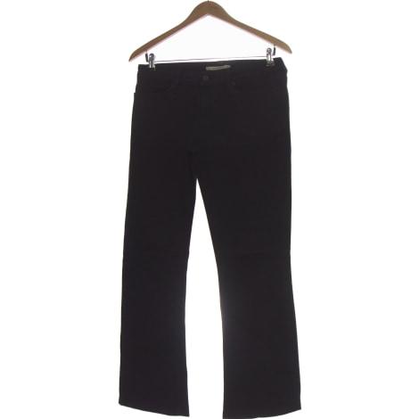 Jeans évasé, boot-cut LEVI'S Noir