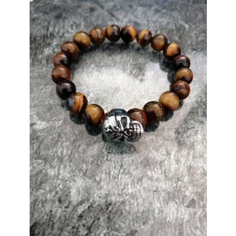 Bracelet MARQUE INCONNUE Marron