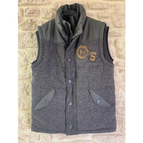 Down Jacket DESIGUAL Brown