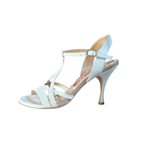 Chaussures de danse  BANDOLERA Blanc, blanc cassé, écru