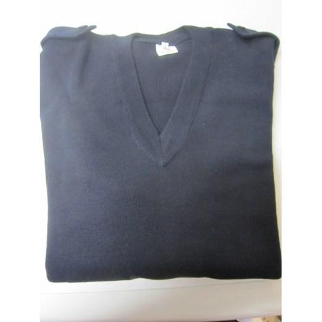 Pull MARQUE INCONNUE Bleu, bleu marine, bleu turquoise