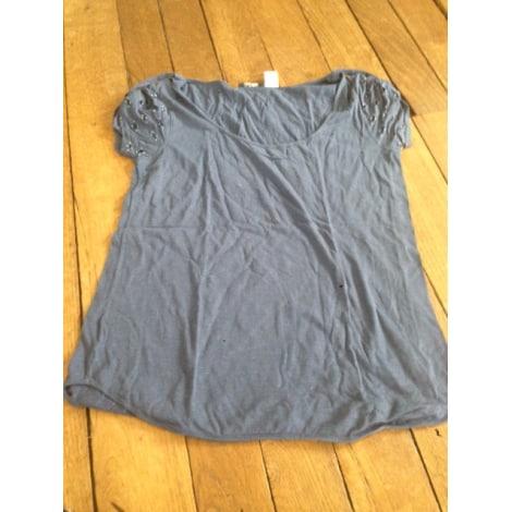 Top, tee-shirt BEL AIR Bleu, bleu marine, bleu turquoise
