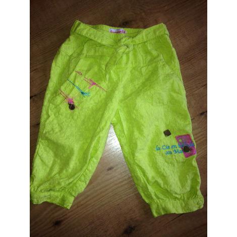 Pantalon LA COMPAGNIE DES PETITS Vert