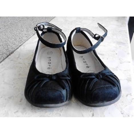 Chaussures à boucle ANDRÉ Noir