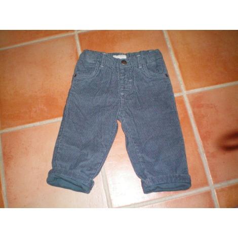 Pantalon IN EXTENSO Bleu, bleu marine, bleu turquoise