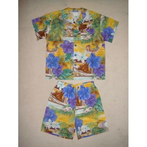 Shorts Set, Outfit CONFETTI Multicolor