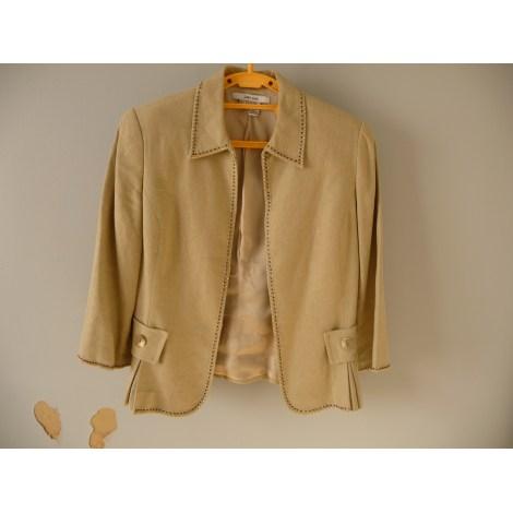 Blazer, veste tailleur ZARA Beige, camel