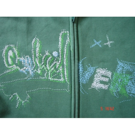 Sweat QUIKSILVER Vert