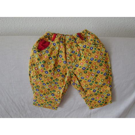 Pantalon SAXO BLUES Jaune