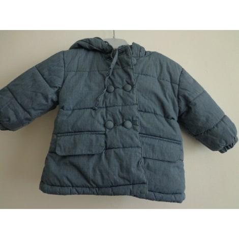 Manteau DU PAREIL AU MÊME DPAM Bleu, bleu marine, bleu turquoise