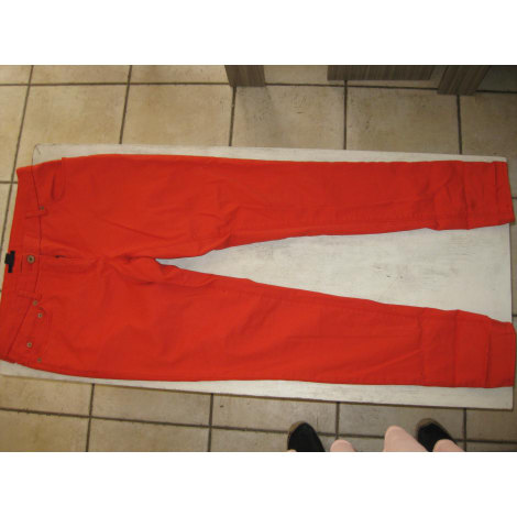 Jeans slim H&M Orange