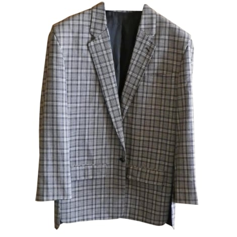 Jacket PIERRE CARDIN noir & blanc