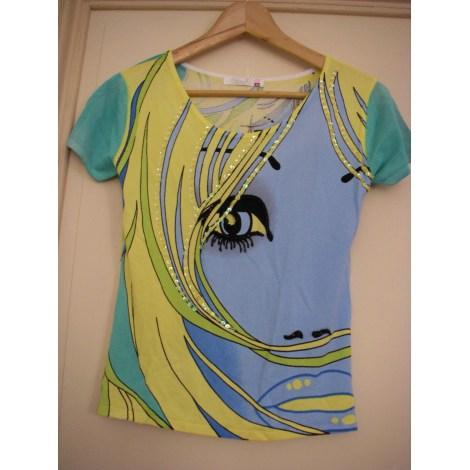 Top, tee-shirt ONADO Multicouleur