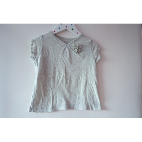 Top, Tee-shirt CFK Gris, anthracite