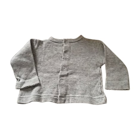 Pull BONPOINT Gris, anthracite