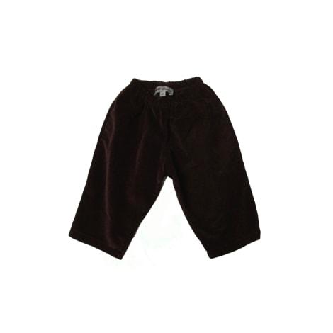 Pantalon PRÜNE Marron