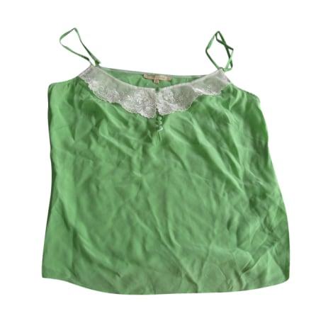 Top, tee-shirt PAUL & JOE Vert