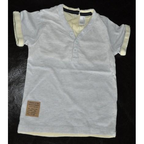 Top, tee shirt TEX Jaune