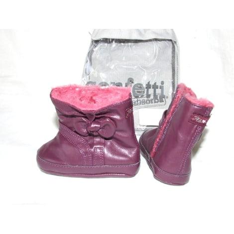Ankle Boots CONFETTI POUR ABSORBA Purple, mauve, lavender