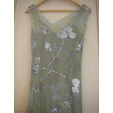 Robe courte HELENA SOREL Vert