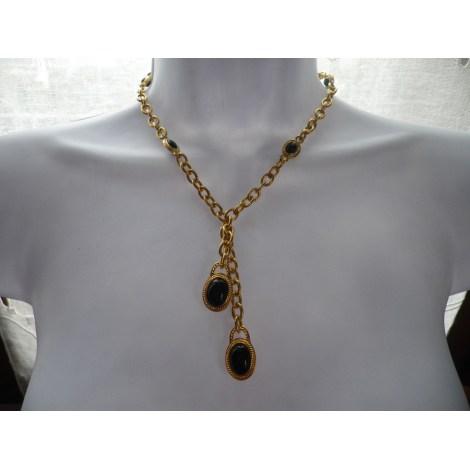 Parure bijoux MONET Doré, bronze, cuivre