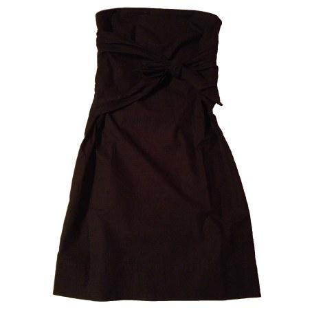 Robe bustier KOOKAI Noir