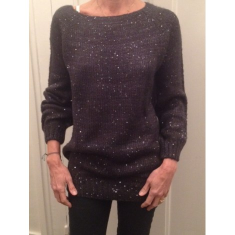 Pull DOLCE & ROSA Gris, anthracite