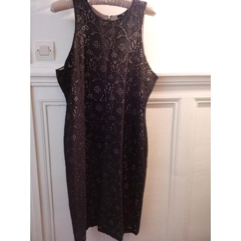 Robe mi-longue H&M Noir