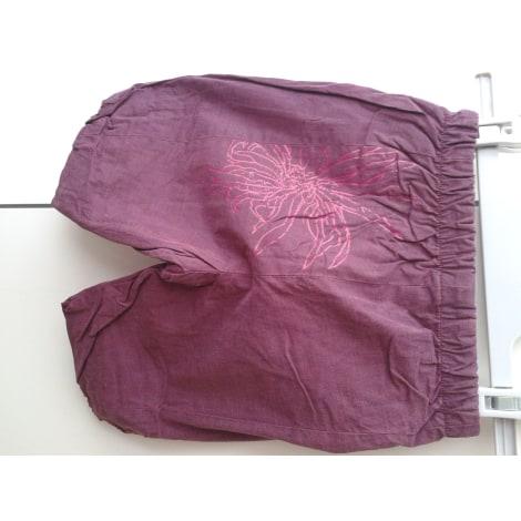 Pantalon KENZO Violet, mauve, lavande