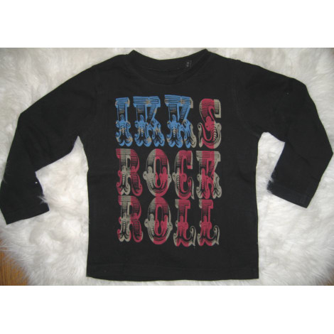 Tee-shirt IKKS Noir