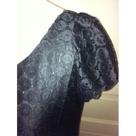 Robe courte MOLLY BRACKEN Noir
