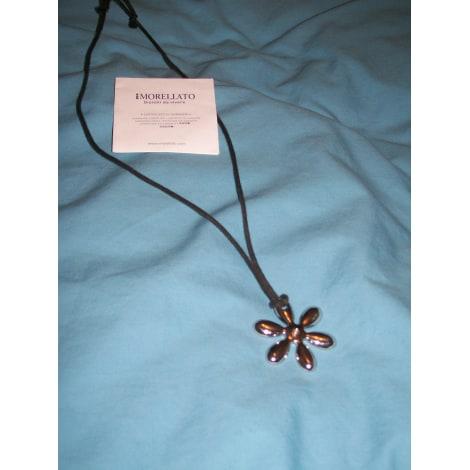 Pendentif, collier pendentif MORELLATO Noir