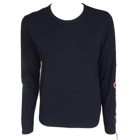Top, tee-shirt LA FÉE MARABOUTÉE Noir