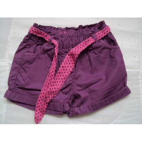 Shorts OBAIBI Purple, mauve, lavender