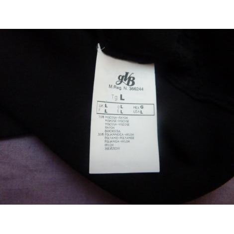 Top, tee-shirt CARACTÈRE Noir