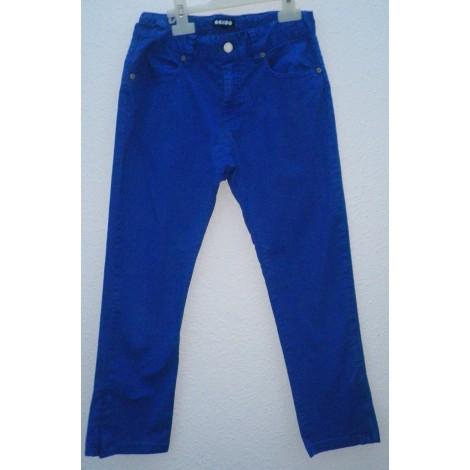 Pantalon OOXOO Bleu, bleu marine, bleu turquoise
