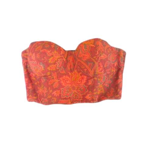 Bustier PLEIN SUD Orange