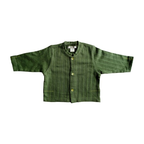 Gilet, cardigan JEAN BOURGET Vert