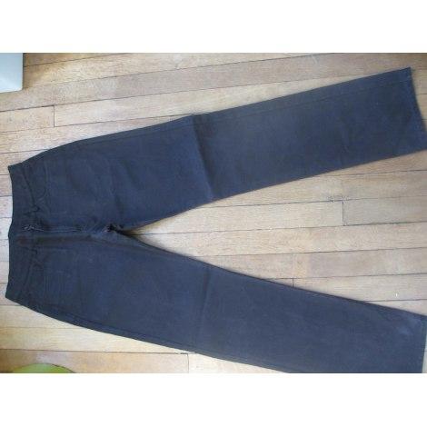 Pantalon droit CHRISTIAN LACROIX Marron