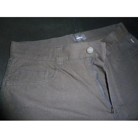 Pantalon droit MEXX Noir