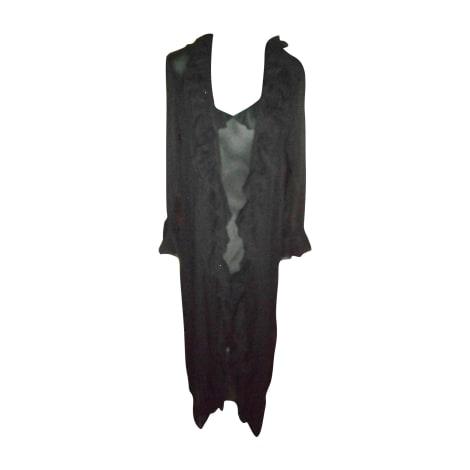 Robe de chambre CHANTAL THOMASS Noir