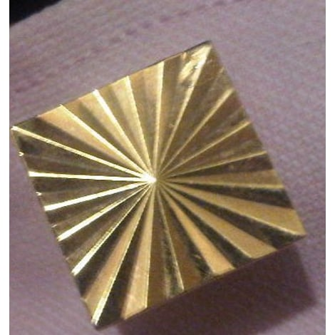 Cufflinks FITZ? Golden, bronze, copper